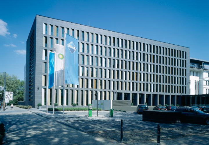 New office building, Wittener Straße 45, Bochum