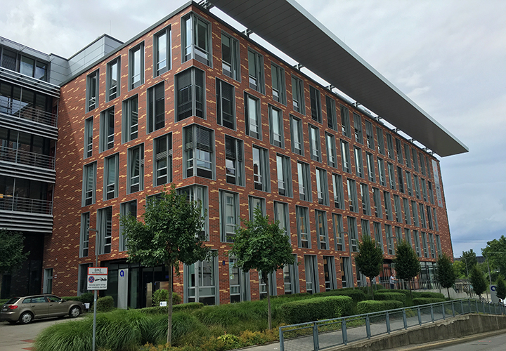 Office Cluster, Altezza, Barthstrasse in Munich, Germany