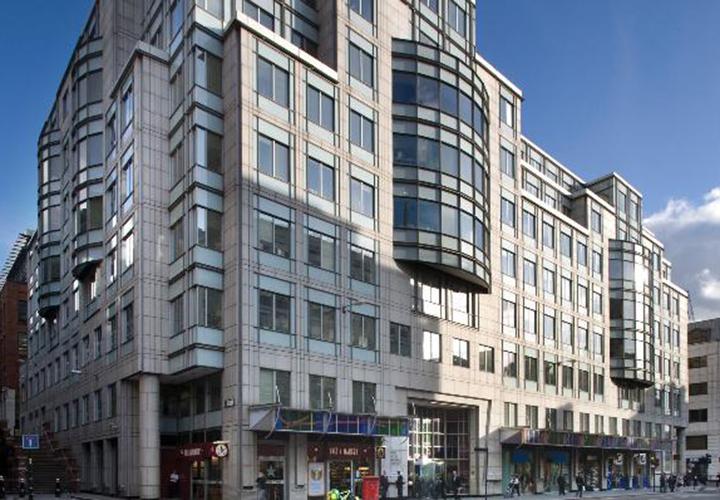 Commercial Building, 100 New Bridge Street in London, United Kingdom