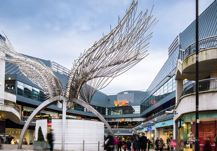 Shopping Center Islington in London, Großbritannien - HIH Real Estate (HIH-Gruppe)