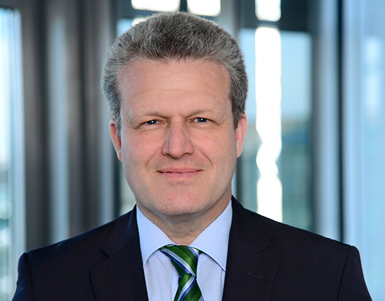 Portraitfoto von Andreas Ertle, Geschäftsführer INTREAL