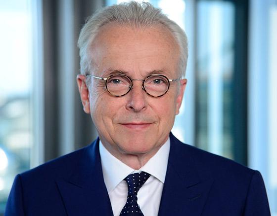 Portraitfoto von Hans-Joachim Lehmann, Geschäftsführer Warburg-HIH Invest