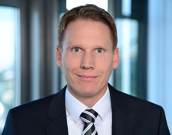 Portraitfoto von Markus Diers, Geschäftsführer HIH Centermanagement